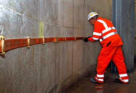 London Power Tunnels – Specialist Earthing
